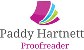 Paddy Hartnett, Proofreader